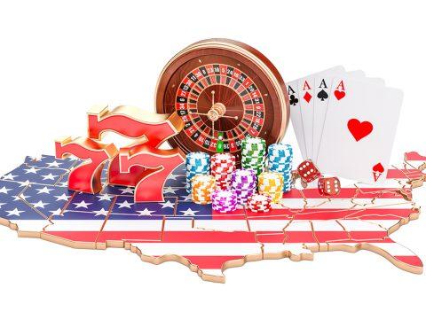Sports betting, gambling, USA